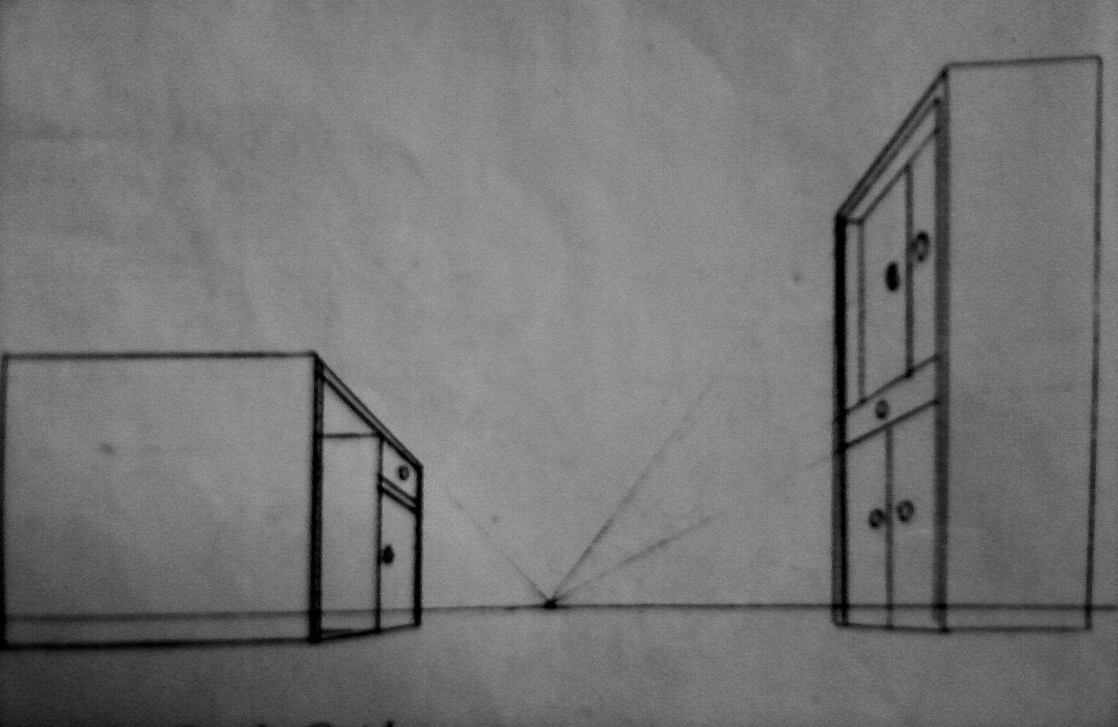 Prinsip Menggambar Bentuk Perspektif Faza Khilyala